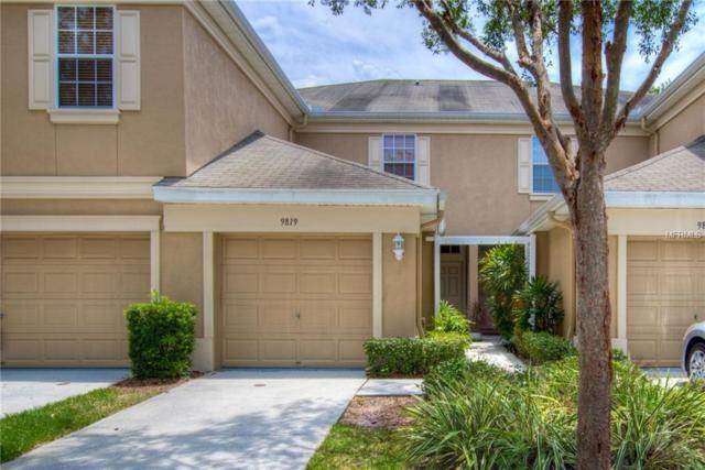9819 Blue Palm Way #9819, Tampa, FL 33610 (MLS #U8046858) :: Lockhart & Walseth Team, Realtors