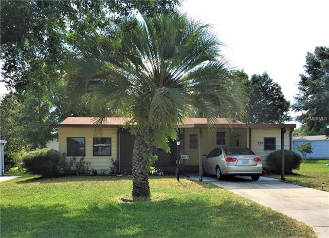 525 Saint Andrews Boulevard, The Villages, FL 32159 (MLS #U8046908) :: Realty Executives in The Villages