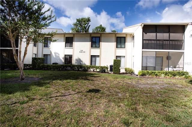 3114 Lake Pine Way G1, Tarpon Springs, FL 34688 (MLS #U8047799) :: Zarghami Group