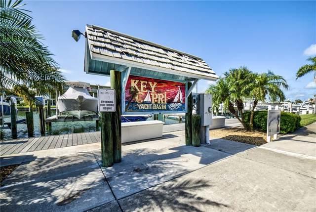 1 Key Capri 412W, Treasure Island, FL 33706 (MLS #U8048250) :: Charles Rutenberg Realty