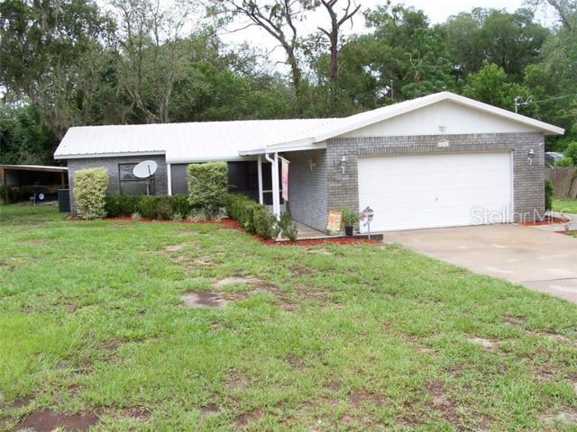 34761 Orchid Parkway, Ridge Manor, FL 33523 (MLS #U8048931) :: The Duncan Duo Team