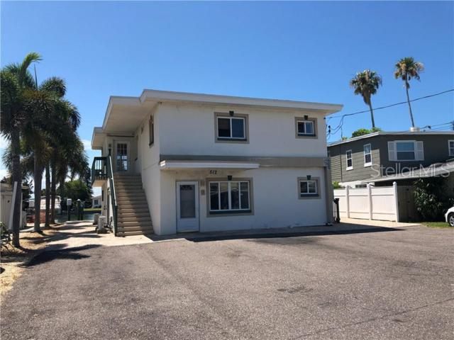 512 129TH Avenue E, Madeira Beach, FL 33708 (MLS #U8049241) :: Lockhart & Walseth Team, Realtors