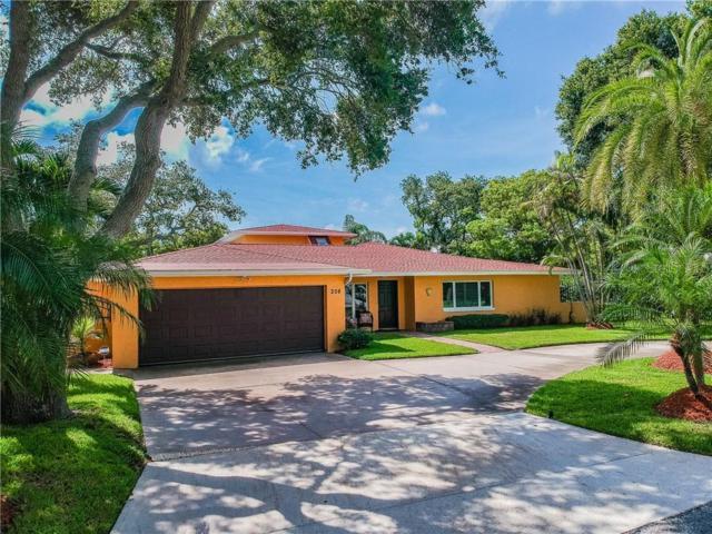 208 Live Oak Lane, Largo, FL 33770 (MLS #U8050456) :: Jeff Borham & Associates at Keller Williams Realty