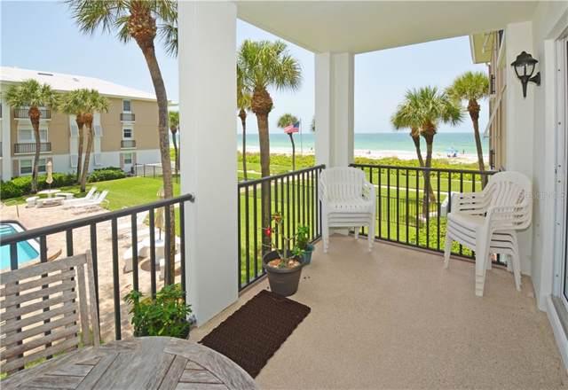 2500 Gulf Boulevard 202B, Belleair Beach, FL 33786 (MLS #U8051685) :: Team Borham at Keller Williams Realty