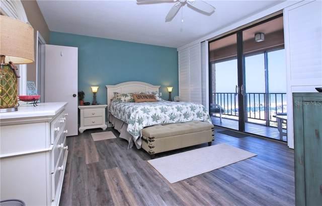 5396 Gulf Boulevard #704, St Pete Beach, FL 33706 (MLS #U8052083) :: Dalton Wade Real Estate Group