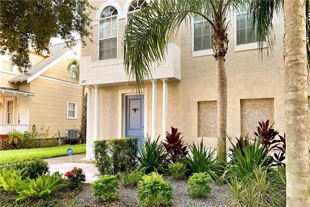 237 7TH Avenue N #1, St Petersburg, FL 33701 (MLS #U8052601) :: Charles Rutenberg Realty