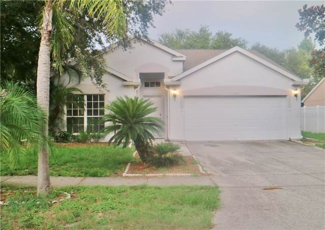 1631 Navigator Lane, Tarpon Springs, FL 34689 (MLS #U8052623) :: Team Bohannon Keller Williams, Tampa Properties
