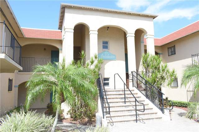 8151 Blind Pass Road #19, St Pete Beach, FL 33706 (MLS #U8052791) :: Griffin Group