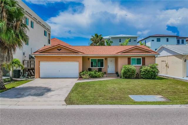 172 175TH Avenue E, Redington Shores, FL 33708 (MLS #U8052841) :: Griffin Group