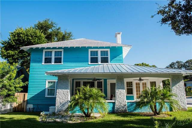 427 E Tarpon Avenue, Tarpon Springs, FL 34689 (MLS #U8052964) :: The Duncan Duo Team