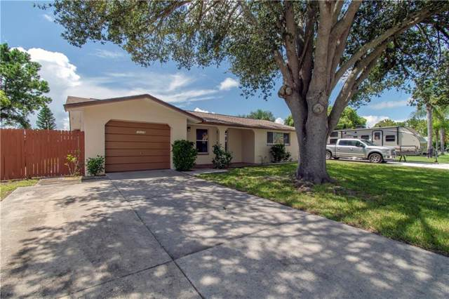 10335 Choice Drive, Port Richey, FL 34668 (MLS #U8053740) :: Team Bohannon Keller Williams, Tampa Properties