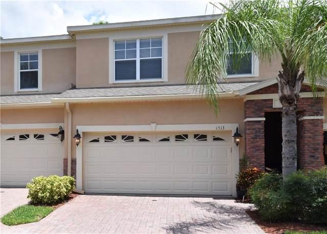 1513 Hillview Lane, Tarpon Springs, FL 34689 (MLS #U8053794) :: Delgado Home Team at Keller Williams