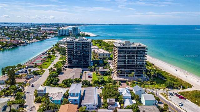 7600 Bayshore Drive #306, Treasure Island, FL 33706 (MLS #U8053957) :: Griffin Group