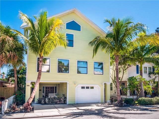 106 4TH Avenue, St Pete Beach, FL 33706 (MLS #U8054218) :: Lockhart & Walseth Team, Realtors