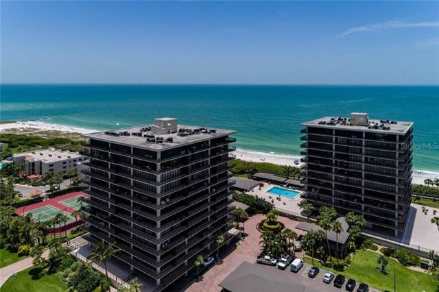 7600 Bayshore Drive #1001, Treasure Island, FL 33706 (MLS #U8054516) :: Griffin Group