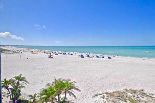 4950 Gulf Boulevard #709, St Pete Beach, FL 33706 (MLS #U8055200) :: Lockhart & Walseth Team, Realtors