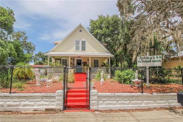 313 N Grosse Avenue, Tarpon Springs, FL 34689 (MLS #U8055603) :: Florida Real Estate Sellers at Keller Williams Realty
