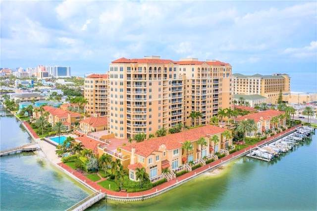 525 Mandalay Avenue #35, Clearwater Beach, FL 33767 (MLS #U8055828) :: Burwell Real Estate