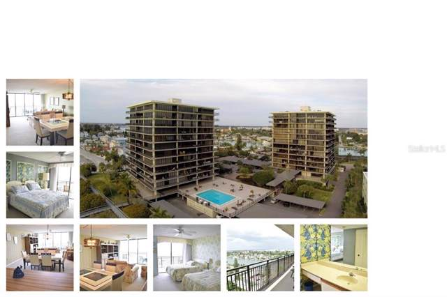 7600 Bayshore Drive #1005, Treasure Island, FL 33706 (MLS #U8056141) :: Griffin Group