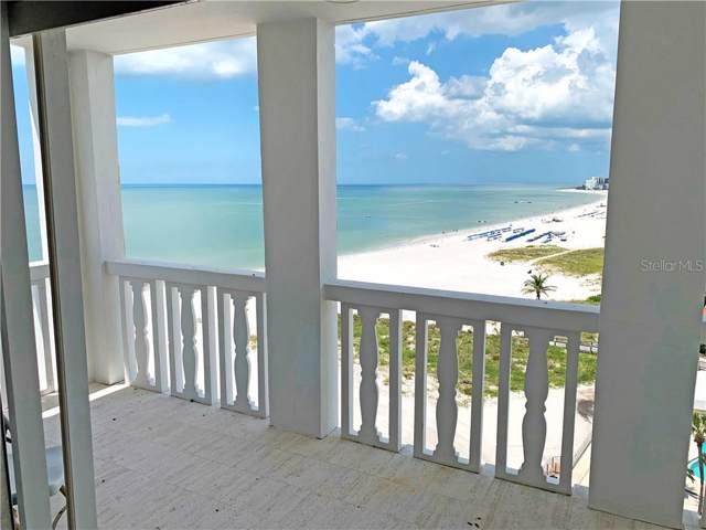 4950 Gulf Boulevard #1008, St Pete Beach, FL 33706 (MLS #U8056215) :: Lockhart & Walseth Team, Realtors