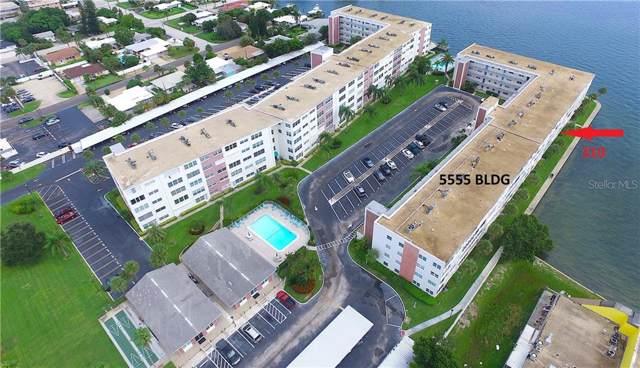 5555 Gulf Boulevard #310, St Pete Beach, FL 33706 (MLS #U8056223) :: Baird Realty Group