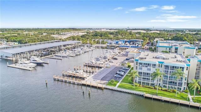 4904 38TH Way S #313, St Petersburg, FL 33711 (MLS #U8056381) :: Armel Real Estate