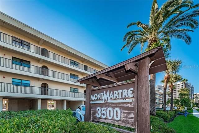 3500 Gulf Boulevard #204, Belleair Beach, FL 33786 (MLS #U8056515) :: Team Borham at Keller Williams Realty