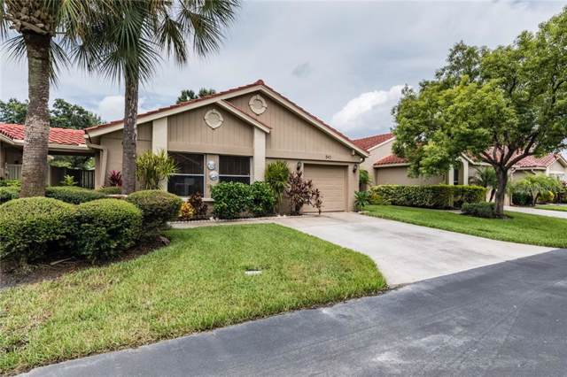 543 Saint Tropez Circle NE, St Petersburg, FL 33703 (MLS #U8056756) :: Lockhart & Walseth Team, Realtors