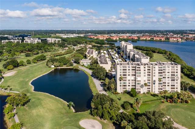 2616 Cove Cay Drive NW #601, Clearwater, FL 33760 (MLS #U8057571) :: Armel Real Estate