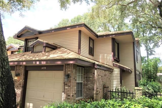1470 Mahogany Lane #806, Palm Harbor, FL 34683 (MLS #U8057719) :: Delgado Home Team at Keller Williams