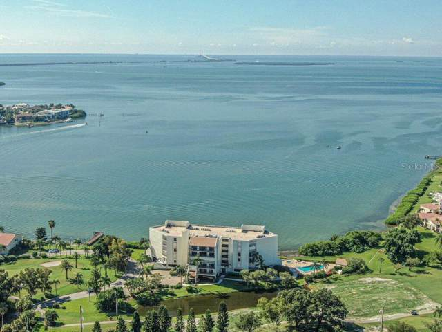 5700 Escondida Boulevard S #202, St Petersburg, FL 33715 (MLS #U8057984) :: Griffin Group