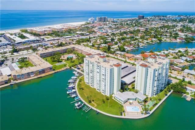 400 64TH Avenue #1102, St Pete Beach, FL 33706 (MLS #U8058283) :: Armel Real Estate