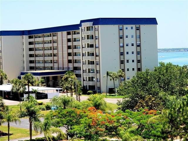 7 Elgin Place #206, Dunedin, FL 34698 (MLS #U8058635) :: 54 Realty