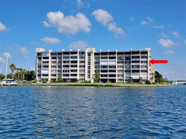 450 Treasure Island Causeway #507, Treasure Island, FL 33706 (MLS #U8058857) :: The Duncan Duo Team