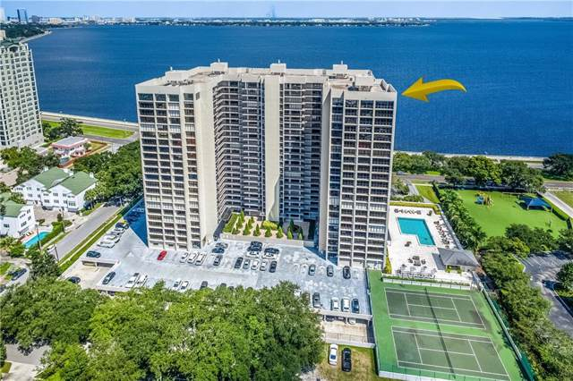 3301 Bayshore Boulevard Ph10, Tampa, FL 33629 (MLS #U8059011) :: The Light Team