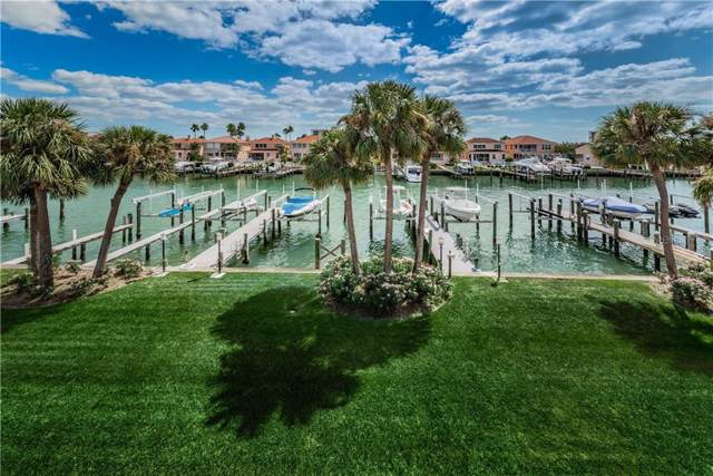 119 Marina Del Rey Court, Clearwater, FL 33767 (MLS #U8060013) :: Lockhart & Walseth Team, Realtors