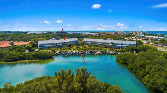 1375 Pinellas Bayway S #34, Tierra Verde, FL 33715 (MLS #U8060189) :: Florida Real Estate Sellers at Keller Williams Realty