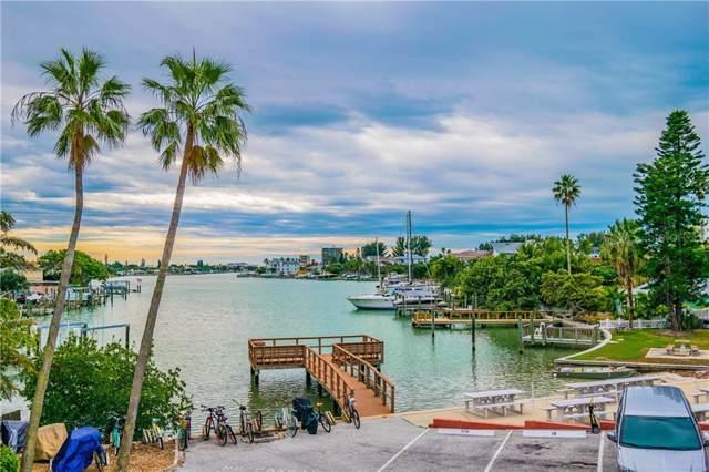 8567 W Gulf Boulevard 21N, Treasure Island, FL 33706 (MLS #U8060761) :: Lockhart & Walseth Team, Realtors