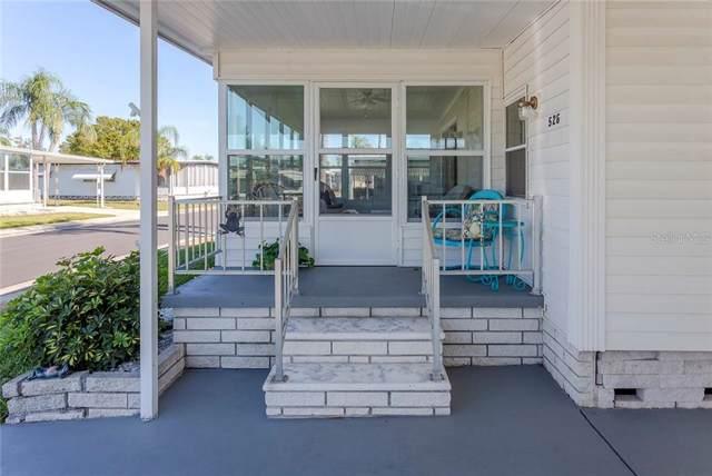 1100 S Belcher Road #526, Largo, FL 33771 (MLS #U8061215) :: Griffin Group