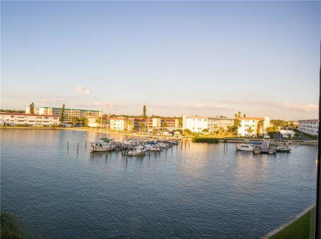 5925 Shore Boulevard S #403, Gulfport, FL 33707 (MLS #U8061778) :: Baird Realty Group
