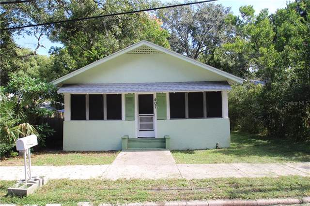 407 Vine Avenue, Clearwater, FL 33755 (MLS #U8062165) :: Cartwright Realty