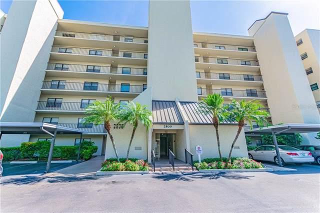 2800 Cove Cay Drive 5D, Clearwater, FL 33760 (MLS #U8062380) :: Team Vasquez Group