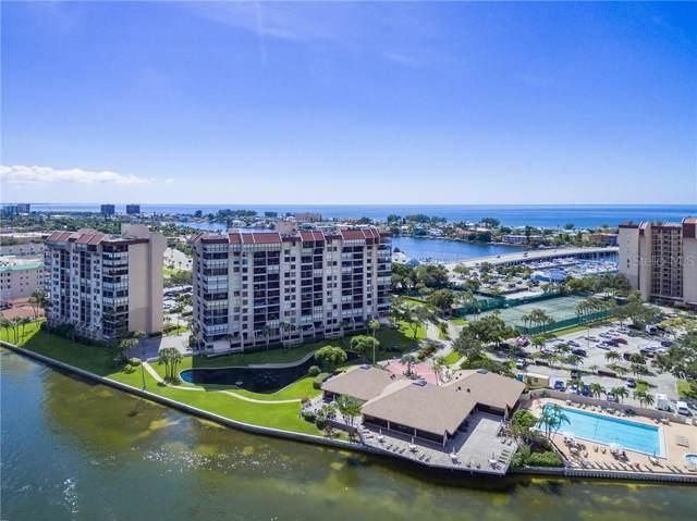 9425 Blind Pass Road Ph-3, St Pete Beach, FL 33706 (MLS #U8063374) :: Griffin Group