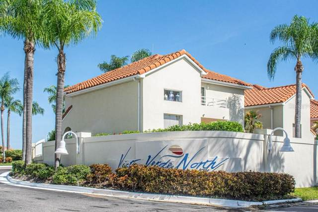 6191 Bahia Del Mar Boulevard #103, St Petersburg, FL 33715 (MLS #U8063528) :: RE/MAX Realtec Group
