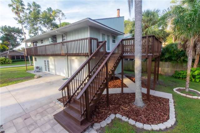 302 Ontario Avenue, Crystal Beach, FL 34681 (MLS #U8063718) :: Lockhart & Walseth Team, Realtors