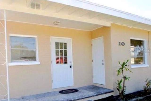 1169 Russell Street, Clearwater, FL 33755 (MLS #U8063734) :: The Robertson Real Estate Group