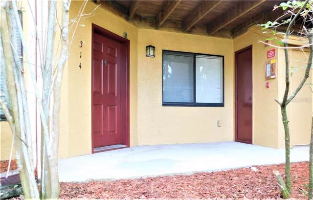 1550 S Belcher Road #314, Clearwater, FL 33764 (MLS #U8063891) :: The Duncan Duo Team