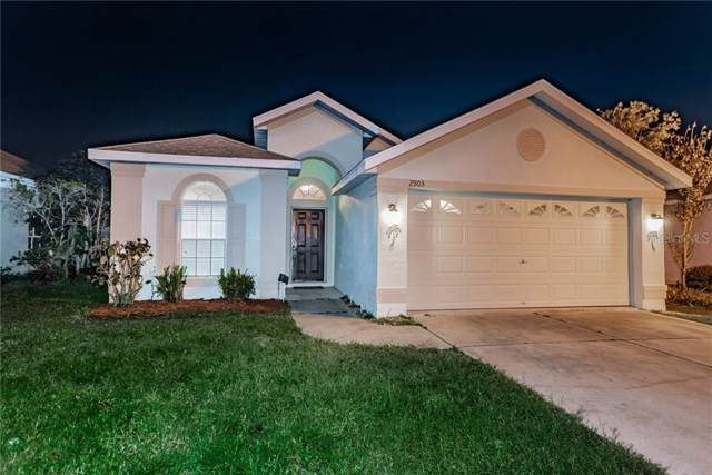 2903 Ponce Court, Holiday, FL 34691 (MLS #U8064556) :: Cartwright Realty