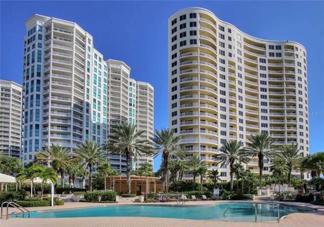 1200 Gulf Boulevard #102, Clearwater Beach, FL 33767 (MLS #U8065078) :: Cartwright Realty