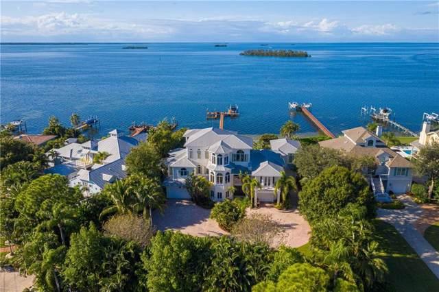 136 Harbor Drive, Palm Harbor, FL 34683 (MLS #U8065161) :: Cartwright Realty
